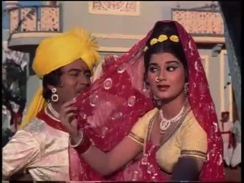 Sang Basanti, Ang Basanti - Superhit Peppy Dance Song - Raja Aur Runk (1968) - Sanjeev Kumar, Kumkum [Old is Gold]
