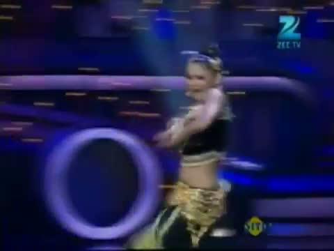 DID Dance Ka Tashan - 6 October 2013 - Zoya