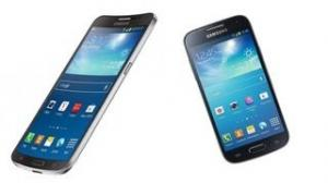 New Samsung Galaxy Round vs. Samsung Galaxy S4 Mini - Specs Comparison Review