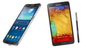 New Samsung Galaxy Round vs. Samsung Galaxy Note 3 - Specs Comparison Review