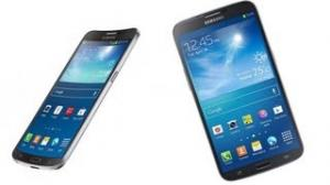 New Samsung Galaxy Round vs. Samsung Galaxy Mega 6.3 - Specs Comparison Review