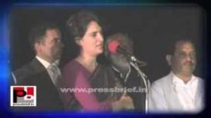 Priyanka Gandhi - a perfect leader who always committed to strengthen Congress