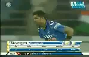 IND vs AUS 2013 T20 Highlights - 10 October 2013 - Part 1