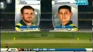 IND vs AUS 2013 T20 Highlights - 10 October 2013 - Part 2