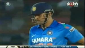 Yuvraj 77 and Dhoni Batting Highlight - IND vs AUS 2013 T20 Highlights - 10 October 2013