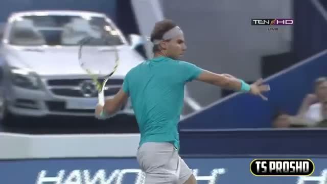 Rafael Nadal Vs Stanislas Wawrinka Quarterfinals HIGHLIGHTS ATP SHANGHAI MASTERS 2013 [HD]