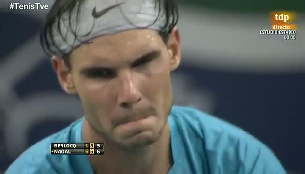 Rafael Nadal gets career win number 650