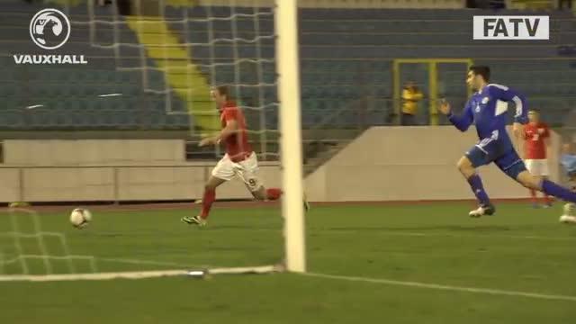 Hat trick hero Harry Kane after England U21s' 4-0 win vs San Marino
