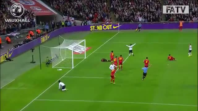 England vs Montenegro 4-1 Official Highlights, World Cup qualifier