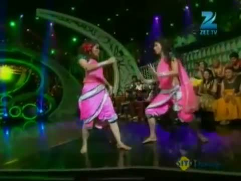 DID Dance Ka Tashan - 12 October 2013 - Shivangi & Manjula