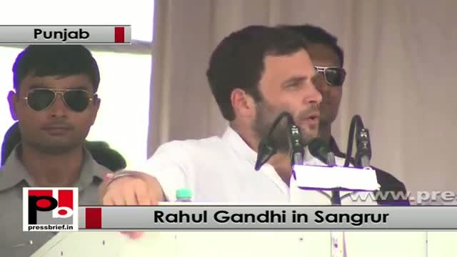 Rahul Gandhi in Punjab: We must tell the truth if we want to fight corruption