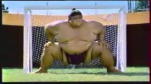 Pepsi - Sumo footballers