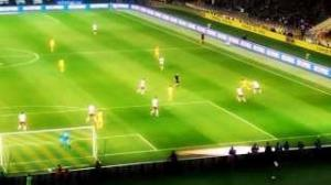 Andriy Yarmolenko Winning goal From Stands! (Ukraine - Poland)