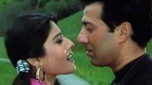 O Haseena - Bollywood Hit Romantic Song - Ziddi (1997) - Sunny Deol & Raveena Tandon