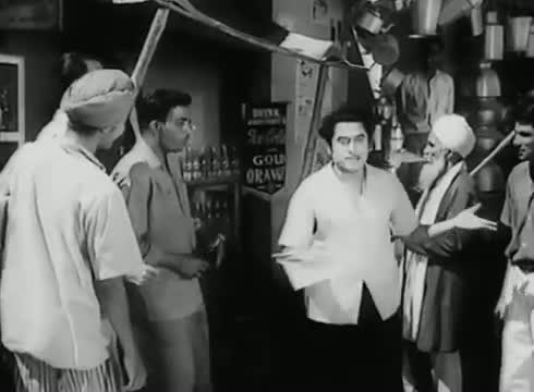Permit Bina Is Jahan Me - Hit Classic Peppy Song - Apna Haath Jagannath (1960) - Kishore Kumar [Old is Gold]