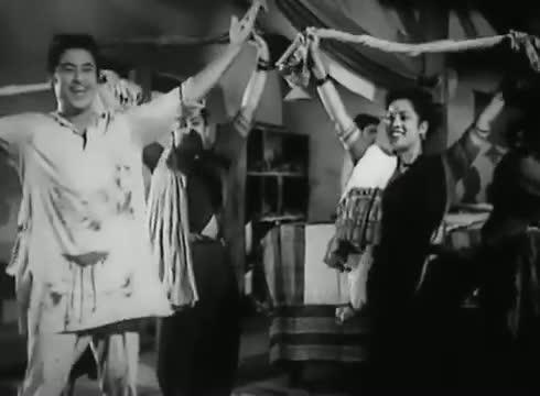 Jindagi Ye Uski Hai Jo Jindagi Se Khele - Apna Haath Jagannath (1960) - Classic Superhit Song - [Old is Gold]