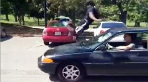 Kid Hit By Car While Doing Vine