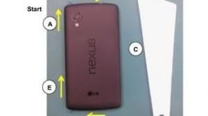 Nexus 5 details revealed in leaked manual