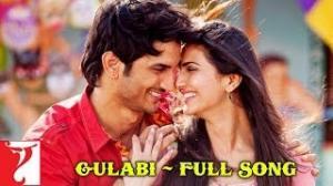 Gulabi (Full Song) - Shuddh Desi Romance - Sushant Singh Rajput - Vaani Kapoor