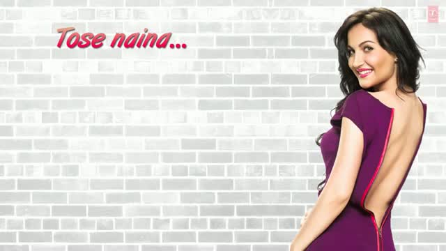 Tose Naina Song By Arijit Singh - Lyric Video - Mickey Virus - Manish Paul