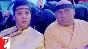 Yamla Pagla Deewana 2 Movie Scene - Babli do you value your life? Ft. Dharmendra, Sunny Deol, Bobby Deol, Neha Sharma & Kristina Akheeva