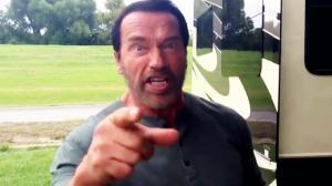 Arnold Schwarzenegger - Put That Cookie Down!