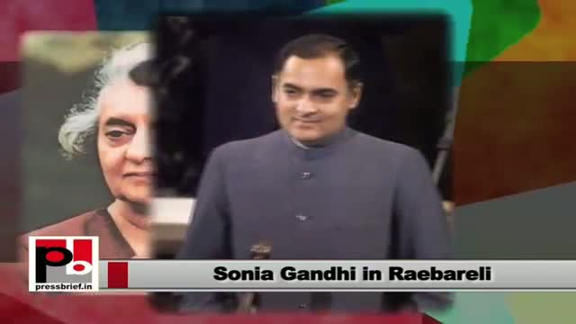 Sonia Gandhi in Raebareli: There is no end for development works