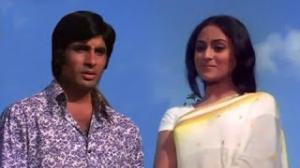 Nadiya Kinare - Bollywood Hit Classic Song - Abhimaan (1973) - Amitabh Bachchan, Jaya Bhaduri [Old is Gold]