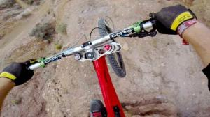 Awesome First Person View Backflip Over 70 Foot Gap