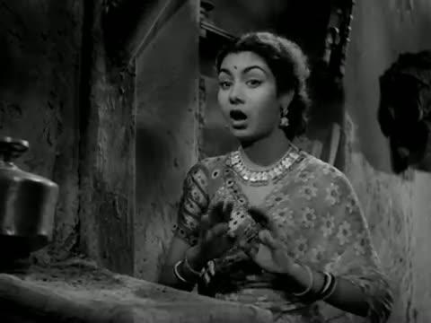 Tu Kon Hai Mera Kehde Balam - Bollywood Classic Peppy Romantic Song - Deedar (1951) - Dilip Kumar, Nargis [Old is Gold]