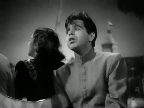Bachpan Ke Din Bhoola Na Dena (Male) - Bollywood Classic Hit Song - Deedar (1951) - Dilip Kumar, Nargis [Old is Gold]