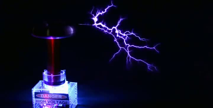 Pirates Of The Caribbean Tesla Coil