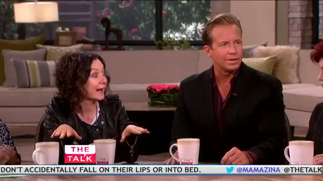 The Talk - McCormack Kicks Out Cheating Husband
