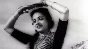 Kya Dhadak Dhadak Dil Dhadke - Classic Romantic Song - Aji Bas Shukriya (1958) - Geeta Bali, Johnny Walker [Old is Gold]