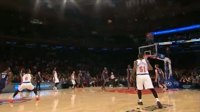 NBA: JR Smith Hits A Jumper From Halfcourt to Beat the 3rd Quarter Buzzer