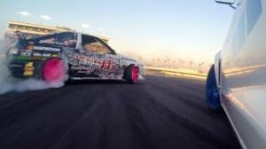 Drag Racing - GoPro: Tyler McQuarrie's 2013 Formula Drift Finale