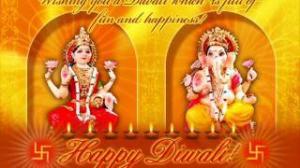 Diwali Pooja Vidhi - Shree Lakshmi Poojan Deepawali Poojan (Happy Diwali)