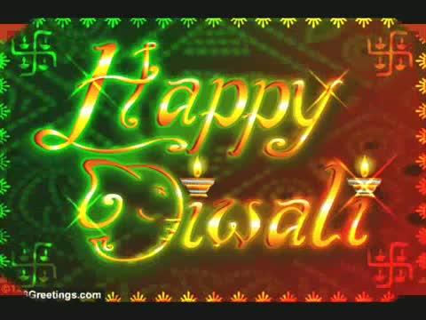 Diwali Greetings - Happy Diwali