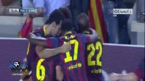 Barcelona Vs Real Madrid 2-1 2013 Goals & Highlights (26/10/2013) HD