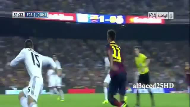 Barcelona vs Real Madrid (2-1) 2013 Full Match Goals & Highlights (26/10/2013) HD