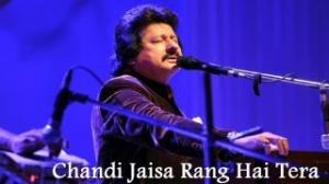 Chandi Jaisa Rang Hai Tera (Hit Indian Ghazal) | Pankaj Udhas