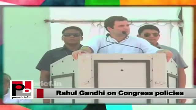 Rahul Gandhi: I want to crush my dream to make people's dream come true