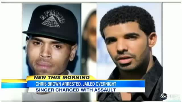 Chris Brown Arrested For Assault in Washington Dc - Chris Brown