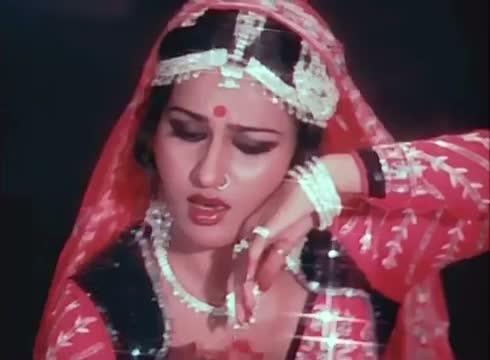 Aye Dil Tu Kya Jaane - Superhit Bollywood Mujra Song - Shatrughan Sinha, Reena Roy - Do Ustad (1982)