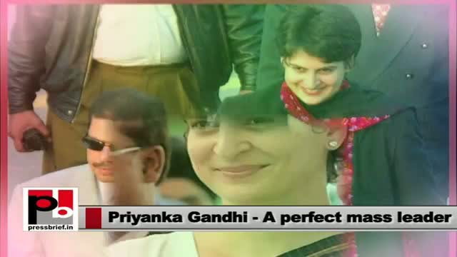 Priyanka Gandhi tours Raebareli to review Congress affairs in the constituency
