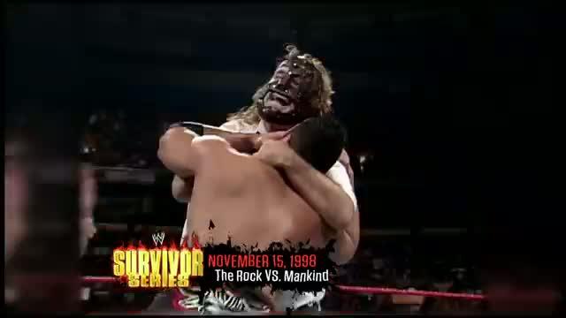 Survivor Series Recall 1998: The Rock vs. Mankind