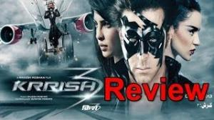 Krrish 3 - Hrithik Roshan, Priyanka Chopra | Movie Review by Bharathi Pradhan