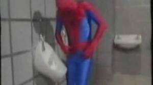 kenny everett is spiderman - 3 comedy clips