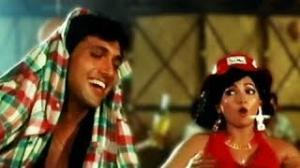 Roz Roz Rozi Ki Daaru Piyo - Superhit Bollywood Dance Song - Govinda - Maahir (1996)
