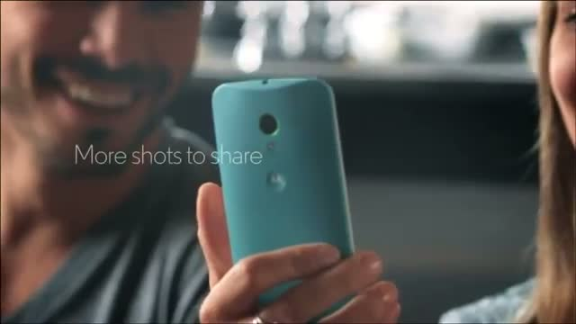 Moto X - Quick Draw TV Commercial Ads